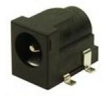 Zásuvka napájecí DC vidlice 5,5/2,5mm 5,5mm 2,1mm SMT 5A
