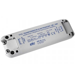Transformátor elektronický 70VA 230VAC 11,5V 0-40°C