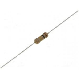 Rezistor uhlíkový THT 39R 1W
