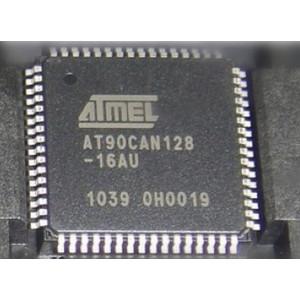 AT90CAN128-16AU Mikrokontrolér AVR Flash:128kx8bit EEPROM:4096B SRAM:4096B