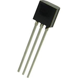 MPSA42-DIO Tranzistor: NPN 300V 500mA 625mW TO92