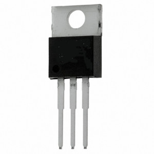 NTE965 Stabilizátor napětí lineární, nenastavitelný -8V 1A TO220 THT