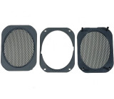 Mřížky k autoreprodukoru Daewoo Matiz 95X155mm zadní - sada