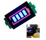 LED indikace stavu 12V baterie