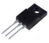 STF3NK80Z Tranzistor unipolární N-MOSFET 800V 2,5A TO220FP