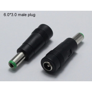 Napájecí adaptér 5.5/2.1 - 6.0/3.0mm