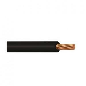 Solární kabel 4mm2 průměr černá metráž