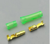 Kabelové dutinky 4mm sada s izolací