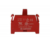 Kontaktní prvek NC 3A/230VAC 22/30mm čelní upevnění -20÷60°C
