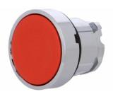 Přepínač: tlačítkový 2 polohy 22mm červená Podsv: není IP66