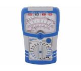 PKT-P3385 Analogový multimetr analogový V DC:2,5/10/50/250/600V 315g