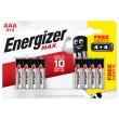 Alkalická baterie AAA LR03 R3 balení 8ks