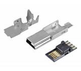 USB mini konektor kabelový