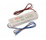 Zdroj pro LED diody, spínaný 60W 12VDC 5A 90-264VAC IP67 400g