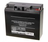12V baterie - akumulátor 18Ah