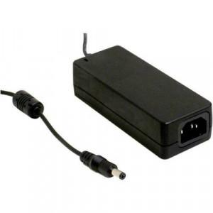 Zdroj spínaný 5A Výv:5,5/2,1 25W 125x50x31,5mm -30÷60°C 5VDC