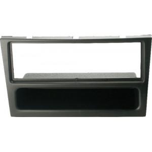 Rámeček pro autorádio 1 DIN Opel Corsa C, Agila, Omega, Vivaro černý