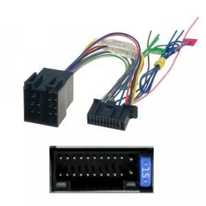 Konektor ISO pro autorádio Kenwood 22PIN DDX5026, DDX8024BT, DDX8026BTY, DNX52220, DNX5240, DNX7260, DNX8220, DNX9240, DNX9260BT, KVT524DVD, KVT526