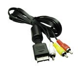 AUDIO - VIDEO propojovací kabel pro Playstation 1,2,3