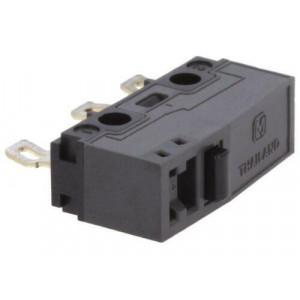 Mikrospínač SNAP ACTION bez páčky SPDT 5A/250VAC 5A/30VDC