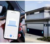 TUYA chytré ovládání garážových vrat telefonem 230V
