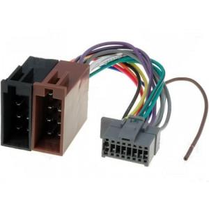 Konektor s ISO pro autorádio Panasonic 16 PIN