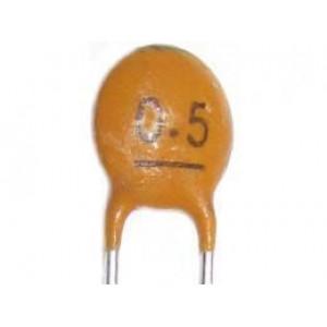 0,5p/50V SUNTAN, RM2,54, keramický kondenzátor