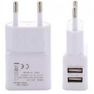 Napáječ, síťový adaptér 2 x USB 5V/ 2A