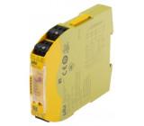PZ-750103 Modul: bezpečnostní relé Řada: PNOZ s3 Vstupy:3 Výstupy:3 IP40