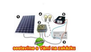 Solární panely a technika