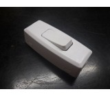 Šňůrový vypínač NEAD 250V 16A bílý