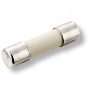 Pojistka tavná rychlá keramická 6,3A 250VAC 5x20mm
