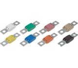Pojistka tavná automobilová 100A 32V 68,6mm