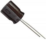 Kondenzátor elektrolytický THT 1uF 400V Ø10x12,5mm ±20% 16mA
