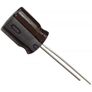 Kondenzátor elektrolytický s nízkou impedancí THT 100uF 63V