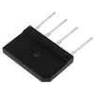 Usměrňovací můstek 400V 10A GBJ4-10