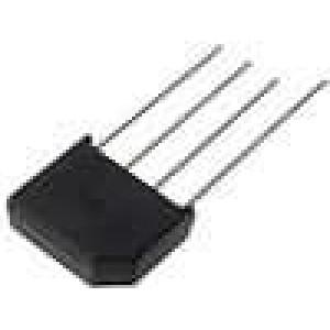 Usměrňovací můstek 400V 4A KBL