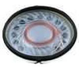 Reproduktor, mylarový 500mW 8Ω Intenzita zvuku:81dB 28mm