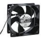 Ventilátor 230VAC 205x205x90mm 1020m3/h 67dBA kuličkové