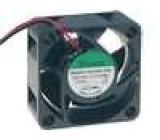 Ventilátor 12VDC 40x40x20mm 13,01m3/h 21dBA kluzné 0,76W