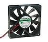 Ventilátor 12VDC 80x80x15mm 62,86m3/h 34,7dBA Vapo 1,96W