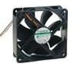 Ventilátor 12VDC 120x120x38mm 234,46m3/h 48dBA Vapo 10W