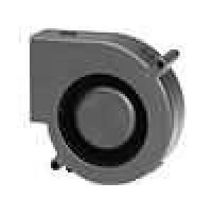 Ventilátor, blower 12VDC 97x94x33mm 51,85m3/h 55,8dBA 8,6W