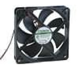 Ventilátor 24VDC 120x120x25mm 183,9m3/h 44,5dBA Vapo 5W