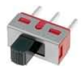 Přepínač posuvný 2 polohy SPDT 5A/120VAC 5A/28VDC ON-ON