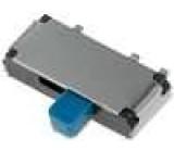 Přepínač posuvný 2 polohy SPDT 0,3A/4VDC ON-ON Poč.výv:3
