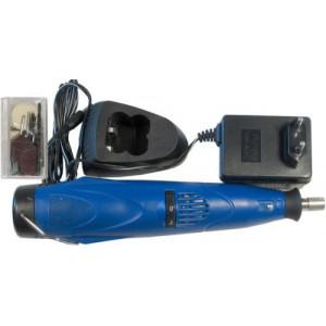 Minivrtačka KMD06 s akumulátorem, kuličkovými ložisky a příslušenstvím