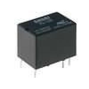 S2-12B Relé elektromagnetické SPDT Ucívky:12VDC 1A/120VAC 2A/24VDC