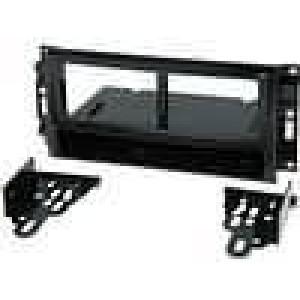 Rámeček pro autorádio 2 DIN Honda Civic 2012-> šedá