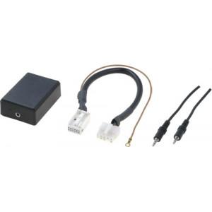 Adaptér AUX IN Quadlock (12pin) pro vstup měniče CD 12 pinů (SMD) Seat, VW